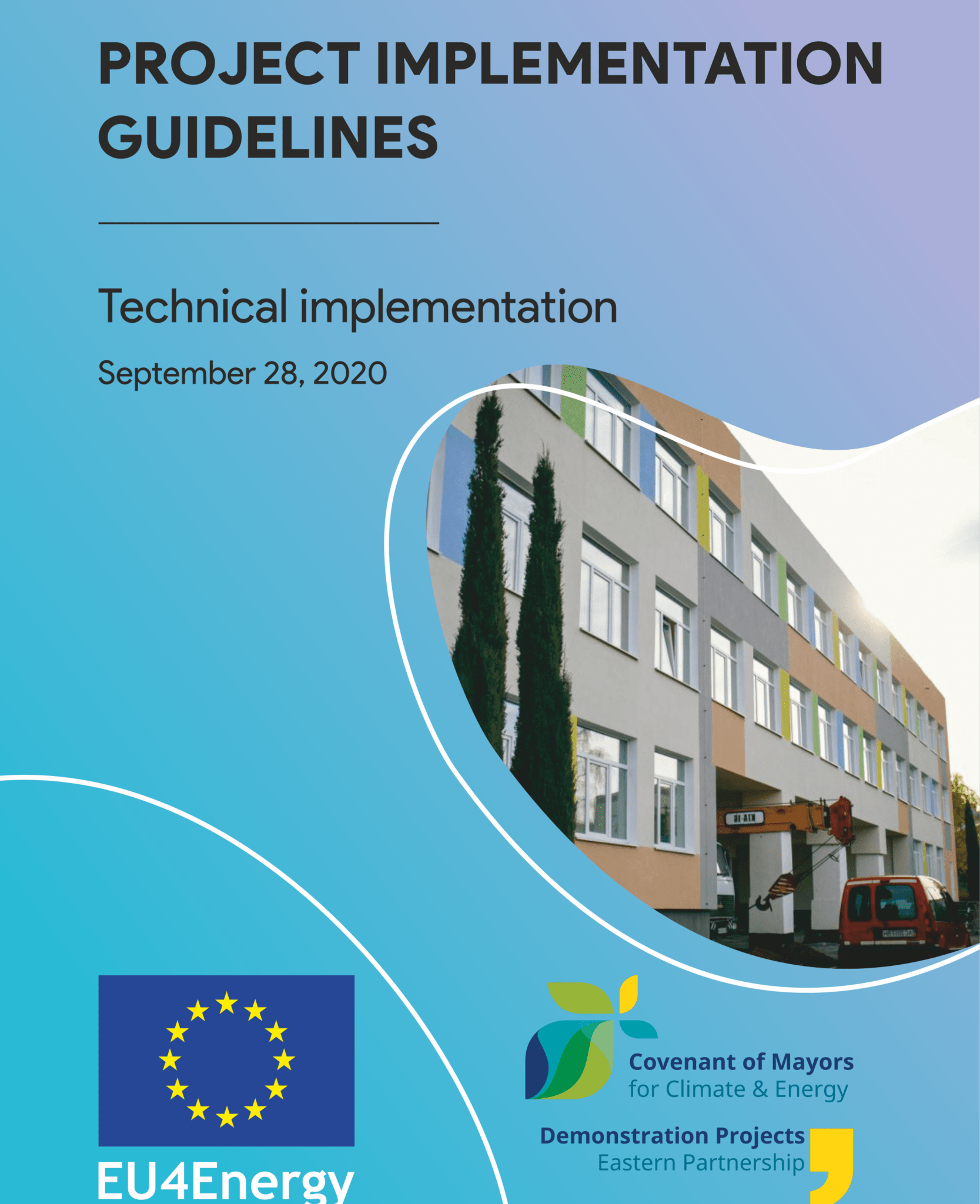 Project Implementation Guidelines – Technical Implementation