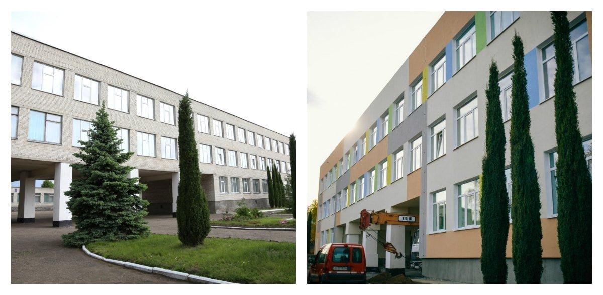 Novovolynsk school modernizationEU