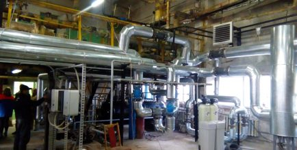 district heating after