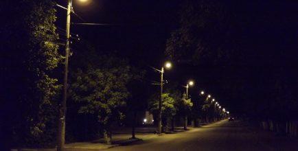 Street light- sambir